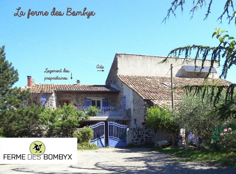 Gîte en Ardèche du Sud